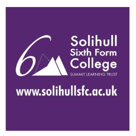 Solihull 6th Form Club