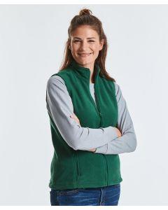 Women's outdoor fleece gilet