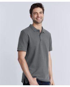 Premium Cotton double piqué sport shirt