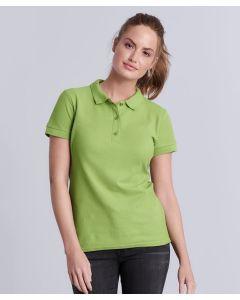 Women's Premium Cotton double piqué sport shirt