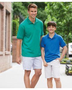 Kids DryBlend Jersey knit polo