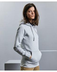 Women's authentic hooded sweatshirt
