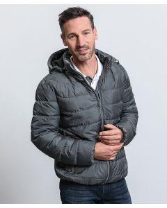 Hooded Nano jacket