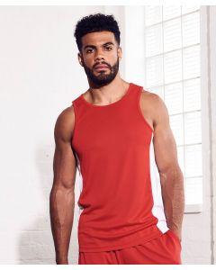 Cool contrast vest
