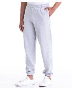 College cuffed sweatpants