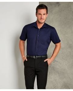Business shirt short-sleeved (classic fit)