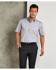 Corporate Oxford shirt short-sleeved (classic fit)