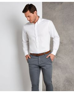 Premium Oxford shirt long-sleeved (tailored fit)