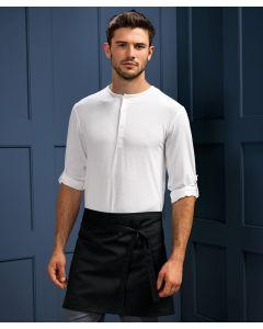 Short bar apron