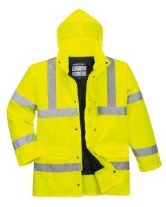 Hi-vis traffic jacket (S460)