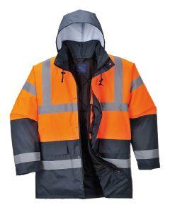 Hi-vis traffic jacket (S466/S467)