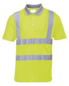 Hi-vis polo shirt (S477/RT22)