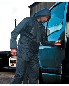 Waterproof jacket and trouser set